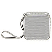 Groov-e BT Splashproof Bluetooth Speaker White