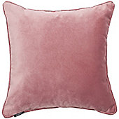 McAlister Rose Pink Matt Velvet Cushion Cover - 43x43cm