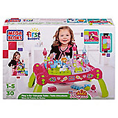 Mega Bloks First Builders Lil' Princess Fairytale Forest Table