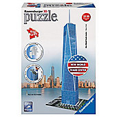 One World Trade Center - 3D Puzzle