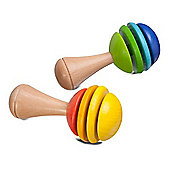 Chicco Wooden Maracas