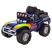 Disney Cars Radiator Springs 500 Die-Cast Off Road Blue Grit