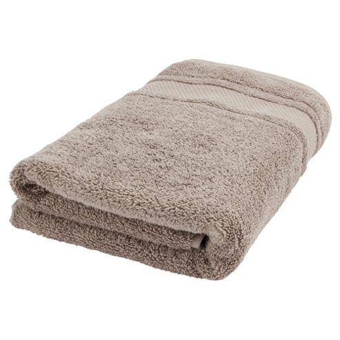 Finest Pima Cotton Bath Towel - Taupe