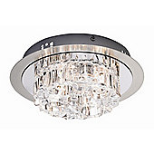 Mark Slojd Karradal Round Crystal Bathroom Light