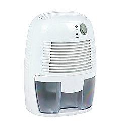 ElectrIQ Dehumidifier, MD280, White