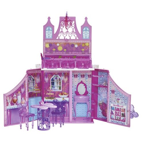 Barbie Mariposa and the Fairy Princess Castle Playset