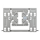 LG OTW420B Full Motion Wall Mount Bracket For LG OLED TVs in Stainless Steel