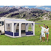Leinwand Explorer Awning (4.5m wide, Tall)