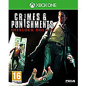 Crime and Punishment: Sherlock Holmes (Xbox One)