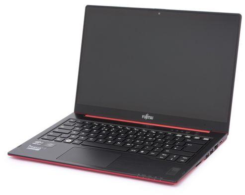 Fujitsu LIFEBOOK U772 (14 inch) Notebook Core i7 (3687U) 2.1GHz 8GB 128GB SSD (no OD) 3G WLAN BT Windows 7 Pro 64-bit (+ Windows 8 Pro) - (Intel HD)