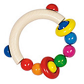 Heimess 734300 Wooden Touch Ring (Multi Colour)