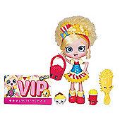 Shopkins Shoppies Popette 15cm Doll