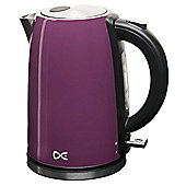 Daewoo DSK7A3P Purple Cordless Jug Kettle - 1.7L
