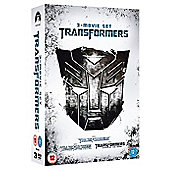 Transformers / Transformers - Revenge Of The Fallen / Transformers - Dark Of The Moon (DVD Boxset)