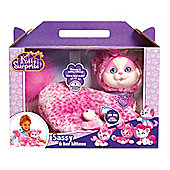 Kitty Surprise Plush Sassy