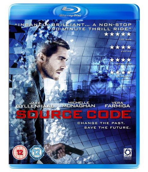 Source Code - Bluray
