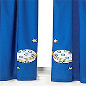 Space Planet Curtains, 72s