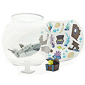 Lil' Fishys Fishys Aquarium Playset Chomp