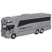Oxford Diecast Eddie Stobart Scania Horsebox