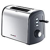 Breville VTT375 Polished Stainless Steel 2 Slice Toaster