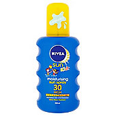 NIVEA SUN Kids Moisturising Sun Spray 30 High 200ml