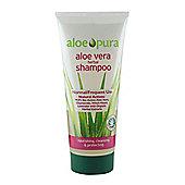 ALOE PURA Aloe Vera Herbal Shampoo