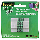 SCOTCH POP UP TAPE STRIPS