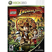 Lego Indiana Jones - The Orig (Xbox 360)