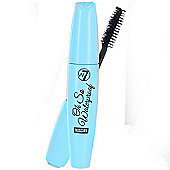 W7 Oh So Waterproof Black Mascara