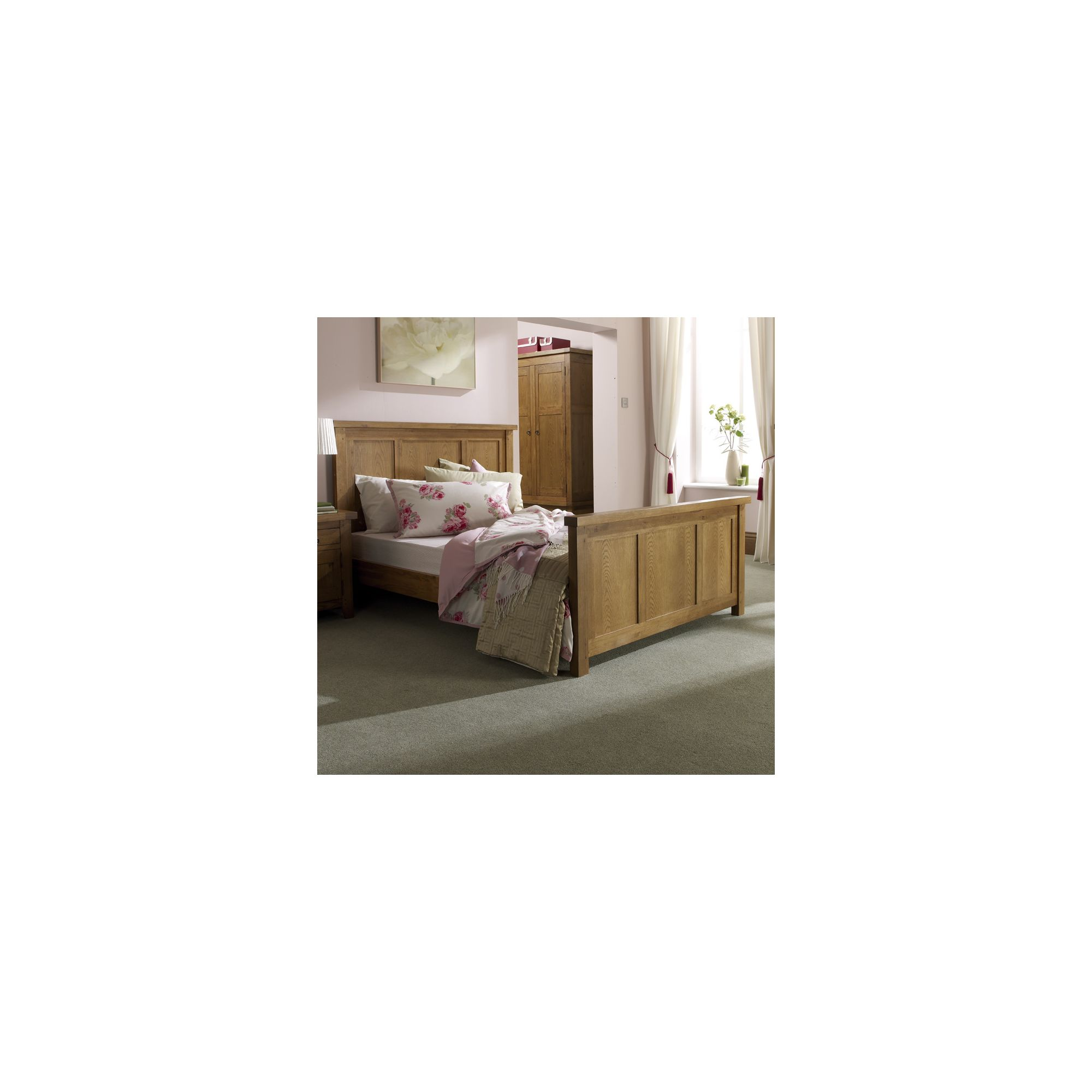 Home Zone Hasting Bed - King at Tesco Direct