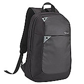 Targus TBB565EU Intellect Laptop Computer Backpack - 15.6 inch, Black/Grey