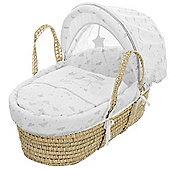 OBaby Winnie the Pooh Dreams & Wishes Moses Basket