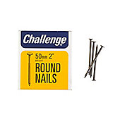 Shaw Challenge Round Wire Nails 5In/125mm