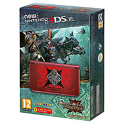 New 3DS XL Monster Hunter Generations DS