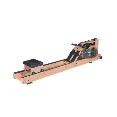 WaterRower Oxbridge Rowing Machine in Cherry - With S4 Monitor