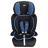 Kiddu Lane Car Seat, Blue (Group 1-2-3)