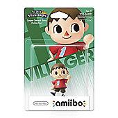 Vilager amiibo Smash Character Multi