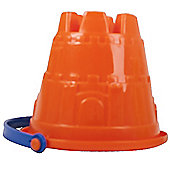 Gowi Toys Castle Bucket (Orange)
