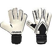 Reusch Duo World Keeper Goalkeeper Gloves - White