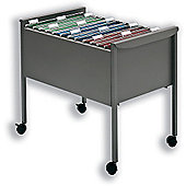 Rexel Filemate Suspension Filing Trolley for 100 Files W660xD425xH590mm Ref 50559