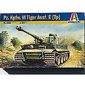 Pz.Kpfw.VI Tiger Ausf.E (Tp) - 1:35 Scale - 286 - Italeri