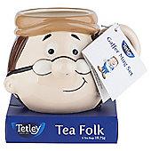 Tetley Gaffer Mug and Tea Set