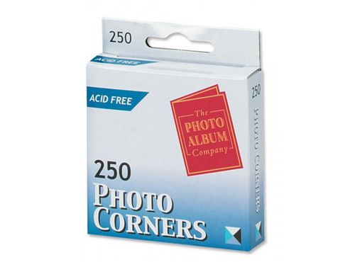 The Photo Album Company PC250 Photo Corners