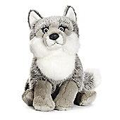 WWF Silver Fox Soft Toy - 23cm