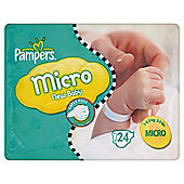 Pampers New Babysize 0 Carry Pk 24