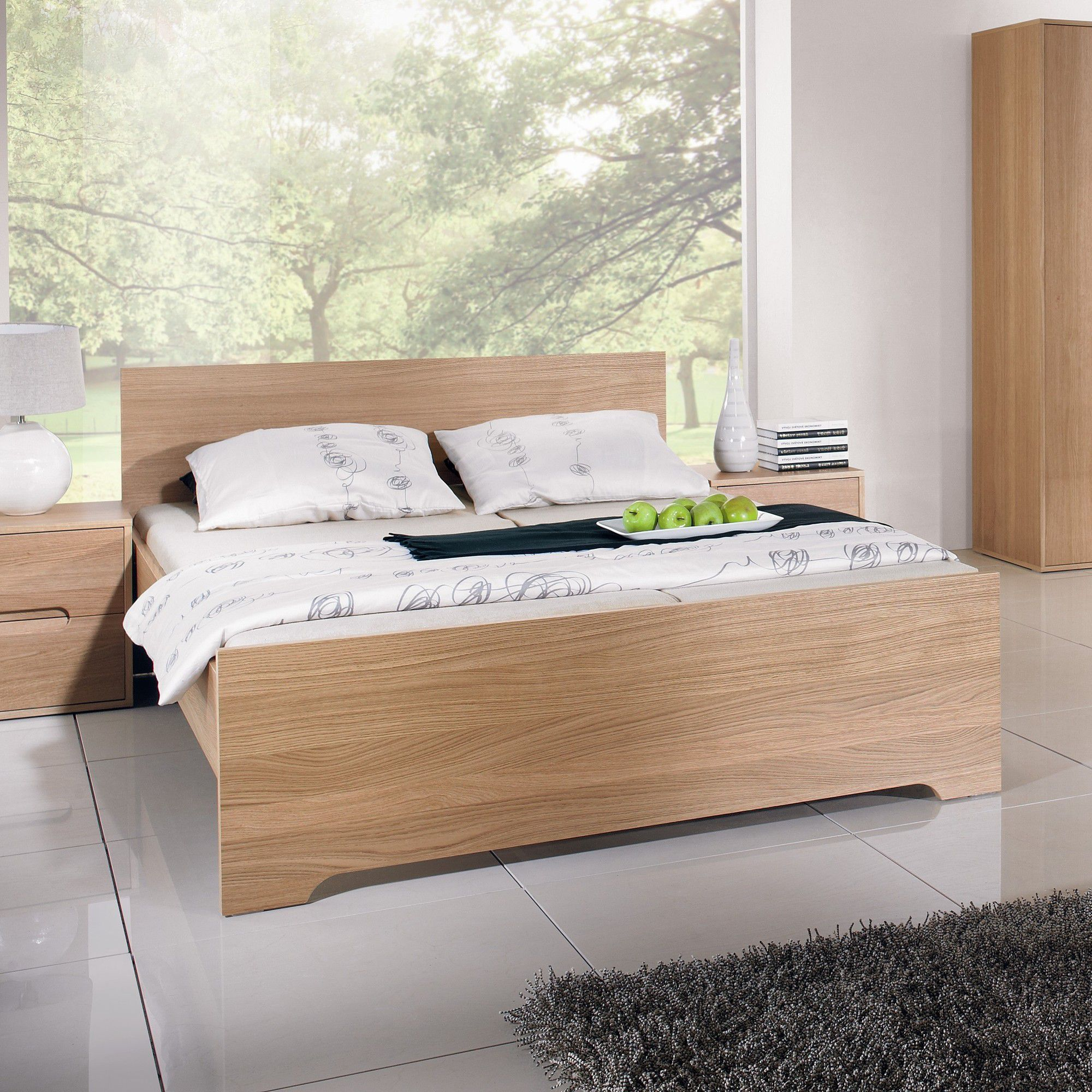 Urbane Designs Bolero Double Bedstead at Tesco Direct