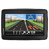 "TomTom Start 25 5"" Sat Nav Western Europe Maps and Carry Case"