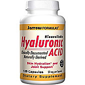 Jarrow Hyaluronic Acid 50Mg 120C 120 Capsules