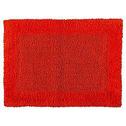 Tesco Reversible Bath Mat, Orange