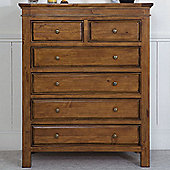 Wilkinson Furniture Lexington 6 Drawer Tall Chest